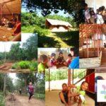 「タイで体験」サンクラブリにある「虹の学校」(孤児院&学校)で子供と自然の強さを実体験