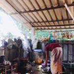 「タイ旅行」ペッチャブン高床式住居のスーパーワイルドなキッチンでタイ料理を学ぶ!  -2017/2 ペッチャブン-