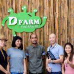 「タイ農業」ミミズのコンポスト/ミミズの糞で堆肥作りをバンコクでやりたい方必見!D-Farm訪問記