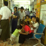 [ミャンマー]子連れあるある? ヤンゴンで降り掛かった怖い話しとヤンゴンの 病院情報:Parami hospital