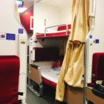 [タイ] バンコクからチェンマイへ!最新寝台列車の旅!必需品一覧