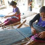 「お勧めWS」チェンマイの山奥にあるカレン族の村で織と染めを学ぶ1日。