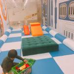 羽田空港 国内線 ANAラウンジに子どもの遊び場があった!「スター・ウォーズ ANAキッズラウンジ」