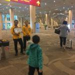 バリ島ングラライ空港  イミグレ渋滞を避ける  優先レーンをお金で買う方法